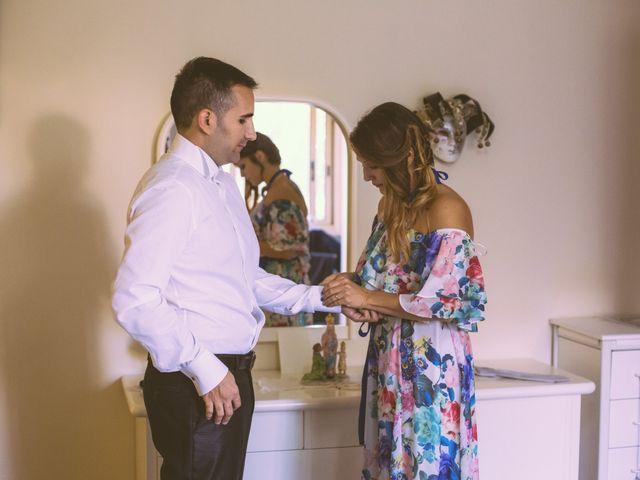 Il matrimonio di Fabio e Nitya a Gandosso, Bergamo 7