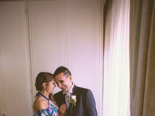 Il matrimonio di Fabio e Nitya a Gandosso, Bergamo 9