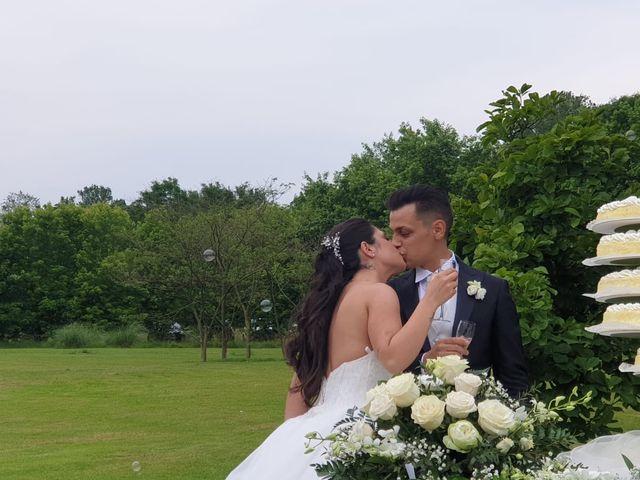 Il matrimonio di Martina e Gerardo a Albiate, Monza e Brianza 1