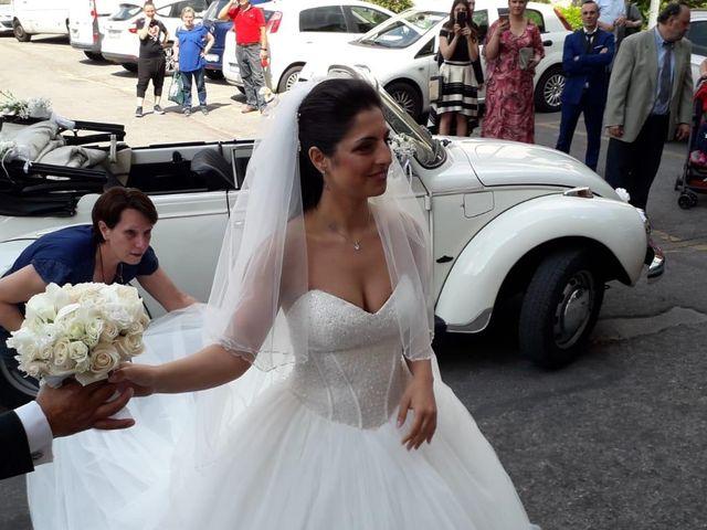 Il matrimonio di Martina e Gerardo a Albiate, Monza e Brianza 2