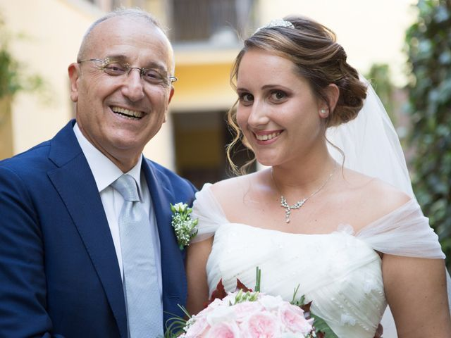 Il matrimonio di Mauro e Giorgia a Castrezzato, Brescia 5