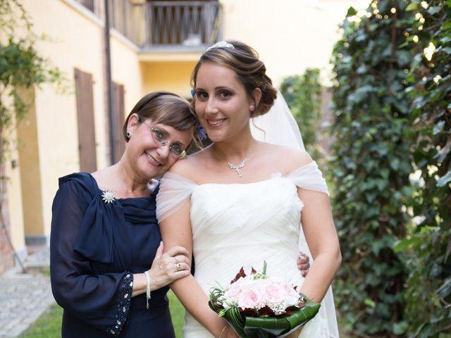 Il matrimonio di Mauro e Giorgia a Castrezzato, Brescia 6