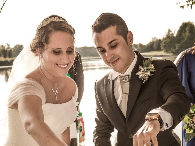 Il matrimonio di Mauro e Giorgia a Castrezzato, Brescia 18