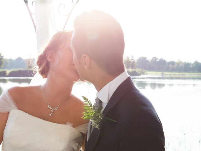 Il matrimonio di Mauro e Giorgia a Castrezzato, Brescia 21
