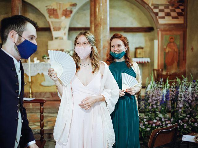 Il matrimonio di Giovanni e Virginia a Bosisio Parini, Lecco 9