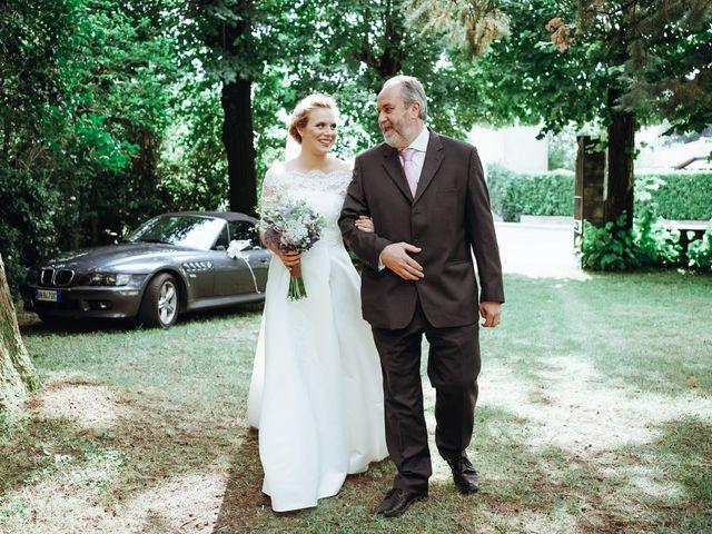 Il matrimonio di Giovanni e Virginia a Bosisio Parini, Lecco 11