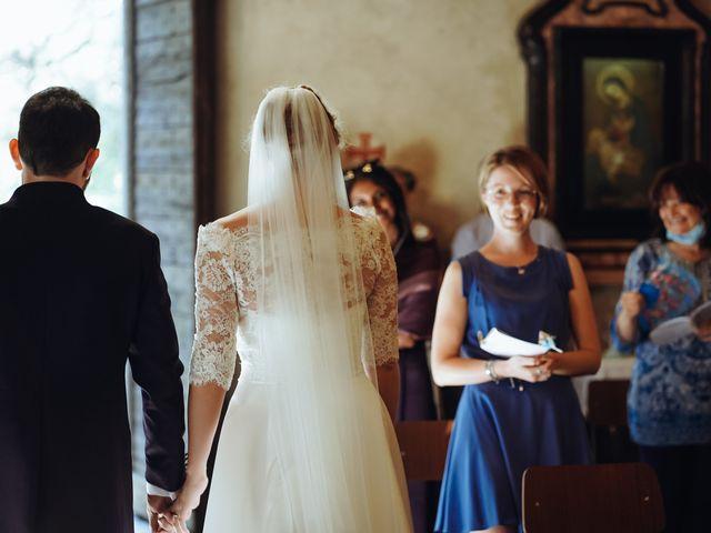 Il matrimonio di Giovanni e Virginia a Bosisio Parini, Lecco 27