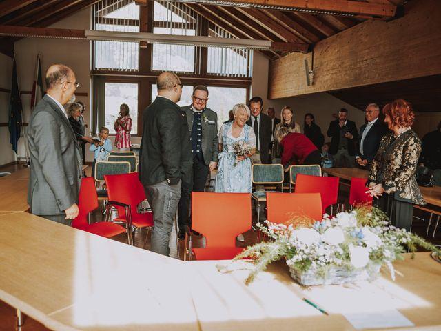 Il matrimonio di Andrea e Anita a Corvara in Badia- Corvara, Bolzano 3