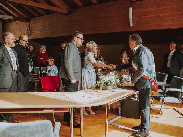 Il matrimonio di Andrea e Anita a Corvara in Badia- Corvara, Bolzano 5