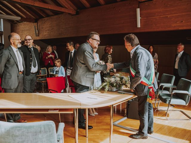 Il matrimonio di Andrea e Anita a Corvara in Badia- Corvara, Bolzano 6