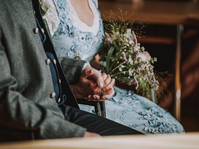 Il matrimonio di Andrea e Anita a Corvara in Badia- Corvara, Bolzano 10
