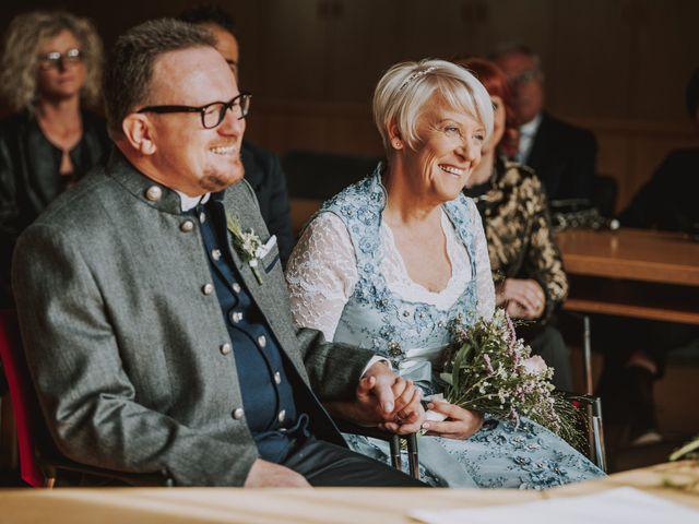 Il matrimonio di Andrea e Anita a Corvara in Badia- Corvara, Bolzano 15