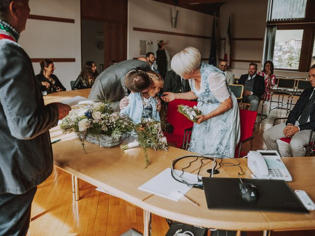 Il matrimonio di Andrea e Anita a Corvara in Badia- Corvara, Bolzano 16