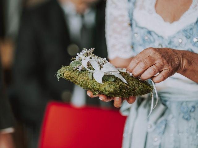 Il matrimonio di Andrea e Anita a Corvara in Badia- Corvara, Bolzano 17