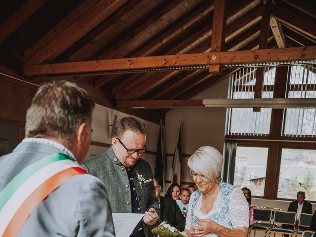 Il matrimonio di Andrea e Anita a Corvara in Badia- Corvara, Bolzano 20