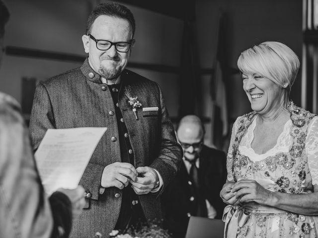 Il matrimonio di Andrea e Anita a Corvara in Badia- Corvara, Bolzano 21