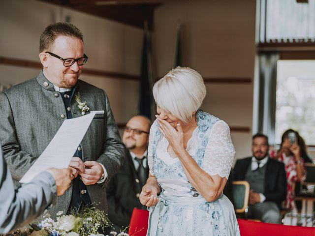 Il matrimonio di Andrea e Anita a Corvara in Badia- Corvara, Bolzano 22