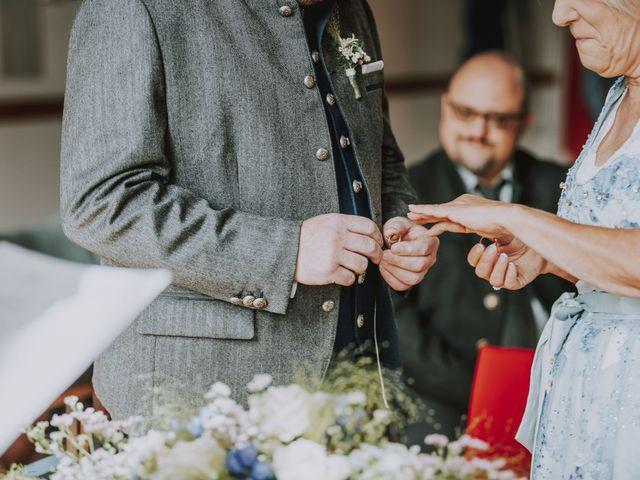 Il matrimonio di Andrea e Anita a Corvara in Badia- Corvara, Bolzano 23