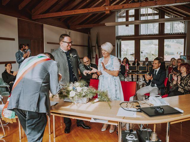 Il matrimonio di Andrea e Anita a Corvara in Badia- Corvara, Bolzano 26