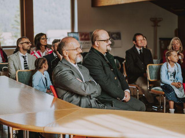 Il matrimonio di Andrea e Anita a Corvara in Badia- Corvara, Bolzano 28