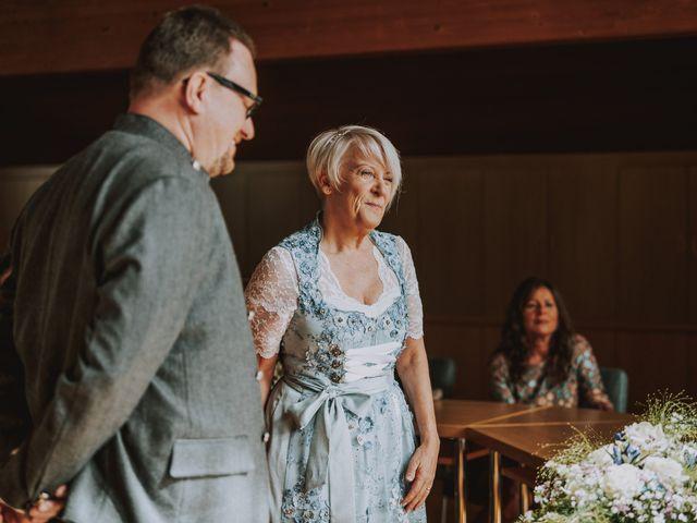 Il matrimonio di Andrea e Anita a Corvara in Badia- Corvara, Bolzano 29