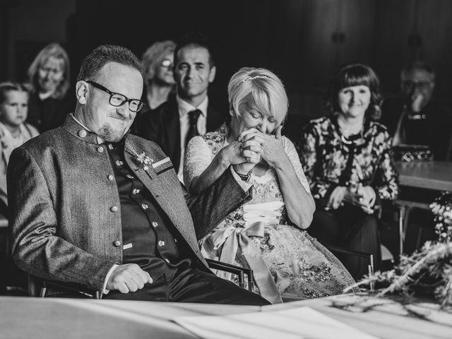 Il matrimonio di Andrea e Anita a Corvara in Badia- Corvara, Bolzano 31