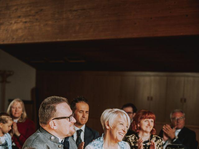 Il matrimonio di Andrea e Anita a Corvara in Badia- Corvara, Bolzano 38