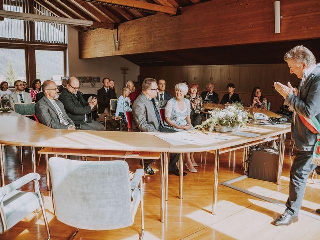 Il matrimonio di Andrea e Anita a Corvara in Badia- Corvara, Bolzano 39