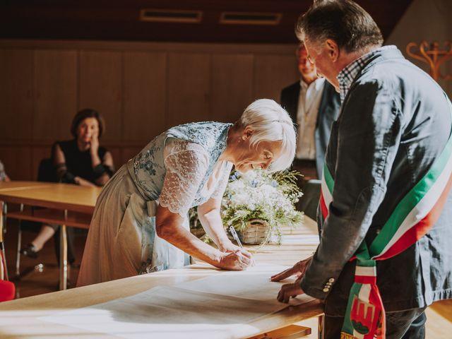 Il matrimonio di Andrea e Anita a Corvara in Badia- Corvara, Bolzano 41