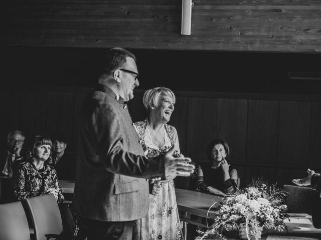 Il matrimonio di Andrea e Anita a Corvara in Badia- Corvara, Bolzano 43