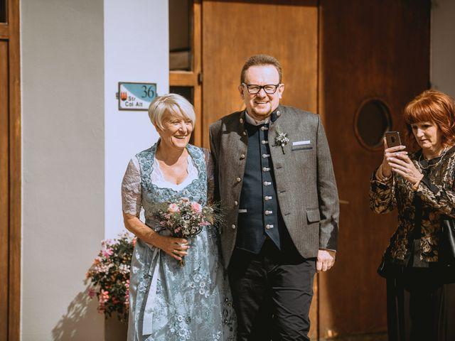 Il matrimonio di Andrea e Anita a Corvara in Badia- Corvara, Bolzano 48