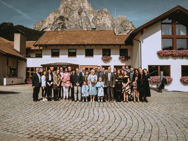 Il matrimonio di Andrea e Anita a Corvara in Badia- Corvara, Bolzano 49