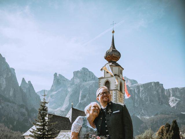 Il matrimonio di Andrea e Anita a Corvara in Badia- Corvara, Bolzano 54
