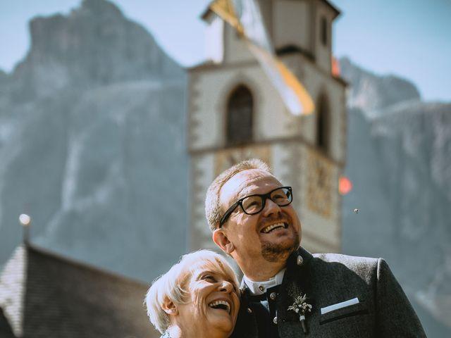 Il matrimonio di Andrea e Anita a Corvara in Badia- Corvara, Bolzano 56