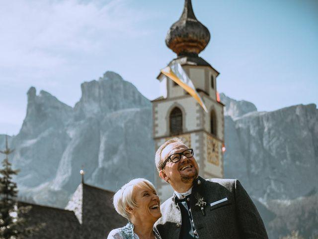Il matrimonio di Andrea e Anita a Corvara in Badia- Corvara, Bolzano 57