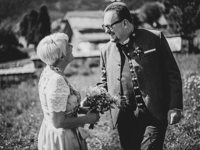 Il matrimonio di Andrea e Anita a Corvara in Badia- Corvara, Bolzano 58