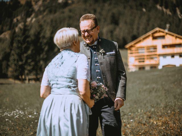 Il matrimonio di Andrea e Anita a Corvara in Badia- Corvara, Bolzano 59