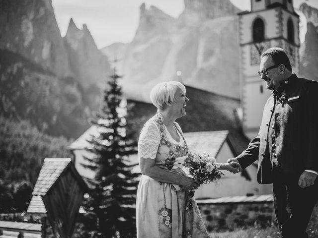 Il matrimonio di Andrea e Anita a Corvara in Badia- Corvara, Bolzano 60