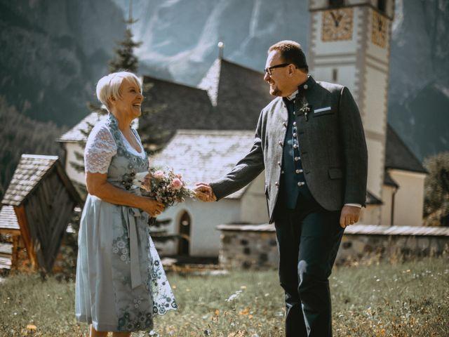 Il matrimonio di Andrea e Anita a Corvara in Badia- Corvara, Bolzano 61