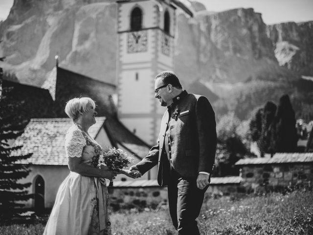 Il matrimonio di Andrea e Anita a Corvara in Badia- Corvara, Bolzano 62