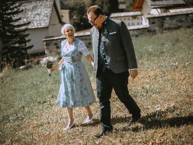 Il matrimonio di Andrea e Anita a Corvara in Badia- Corvara, Bolzano 63