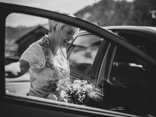 Il matrimonio di Andrea e Anita a Corvara in Badia- Corvara, Bolzano 66