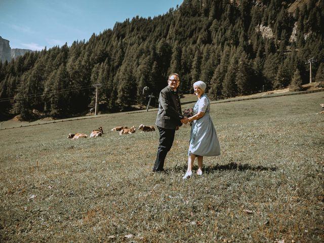 Il matrimonio di Andrea e Anita a Corvara in Badia- Corvara, Bolzano 68