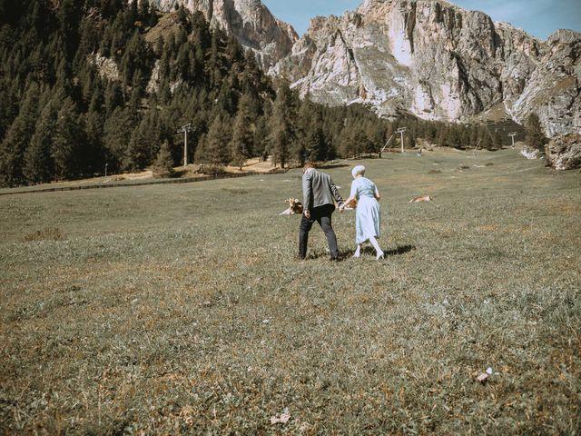 Il matrimonio di Andrea e Anita a Corvara in Badia- Corvara, Bolzano 69