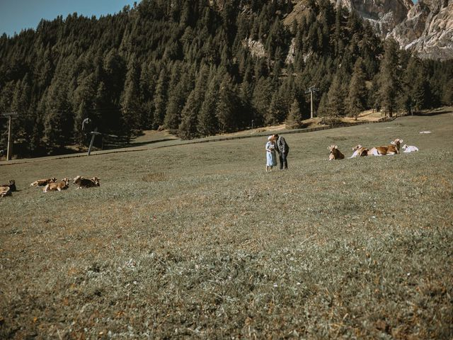 Il matrimonio di Andrea e Anita a Corvara in Badia- Corvara, Bolzano 71