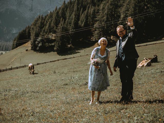 Il matrimonio di Andrea e Anita a Corvara in Badia- Corvara, Bolzano 73
