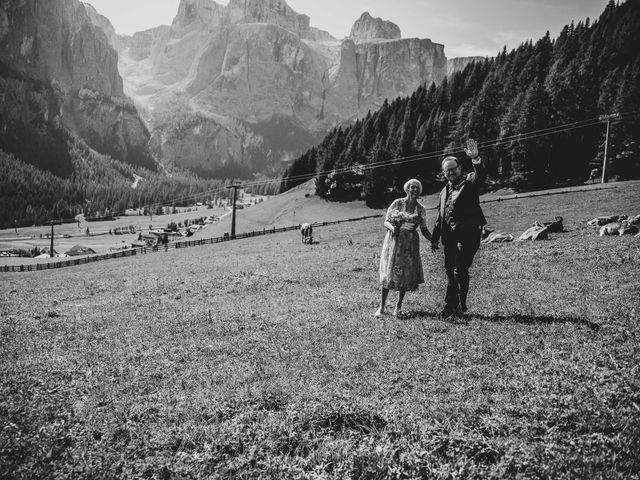 Il matrimonio di Andrea e Anita a Corvara in Badia- Corvara, Bolzano 74