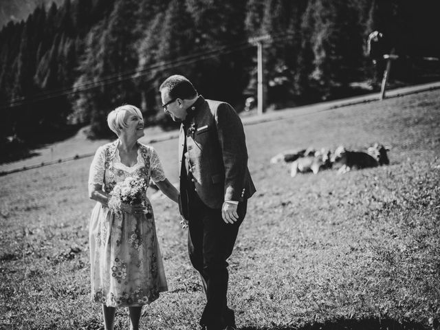 Il matrimonio di Andrea e Anita a Corvara in Badia- Corvara, Bolzano 75