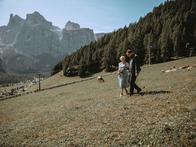 Il matrimonio di Andrea e Anita a Corvara in Badia- Corvara, Bolzano 77
