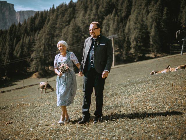 Il matrimonio di Andrea e Anita a Corvara in Badia- Corvara, Bolzano 78